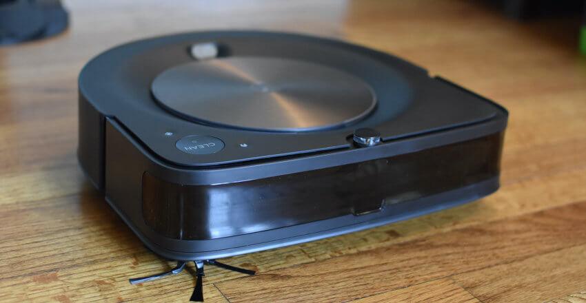 Отзывы об iRobot Roomba S9+