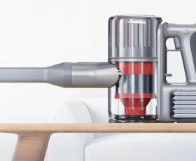 Компания Roborock выпустила свой первый вертикальный пылесос Roborock H6