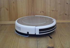 iLife V55 Pro Grey: популярный робот-пылесос в новом цвете