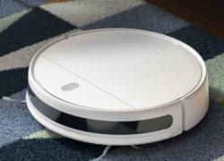 Mijia Sweeping Robot G1: новый бюджетный робот-пылесос от Xiaomi с двумя боковыми щетками