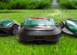 Роботы-газонокосилки Robomow: обзор серий и отличия моделей