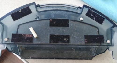 Клапаны из сигаретного фильтра
