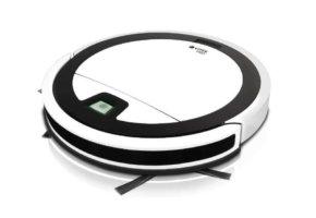 VITEK VT-1803: тонкий робот-пылесос для сухой и влажной уборки