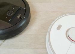 Сравнение навигации роботов-пылесосов: лидар против камеры