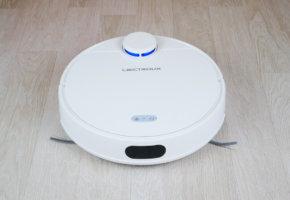 Liectroux ZK901: недорогой робот-пылесос с лидаром и влажной уборкой