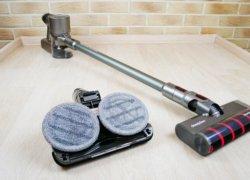 Clever&Clean HV-450 (5in1): ручной пылесос и электрошвабра в одном устройстве