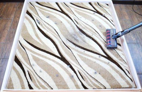 Уборка на ковре