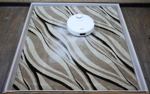 Уборка на ковре Liectroux
