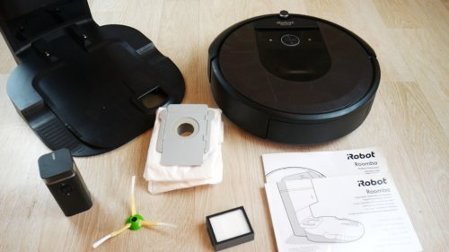 Комплектация iRobot
