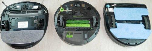 Роботы-пылесосы разного назначения