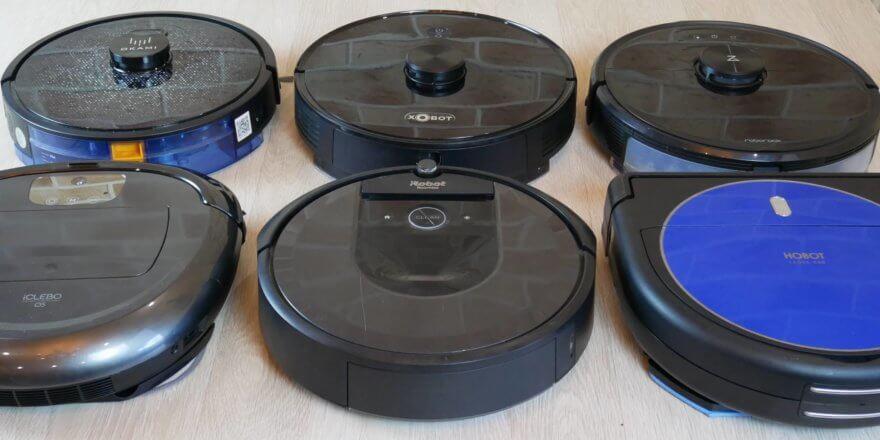 Чем отличаются роботы-пылесосы