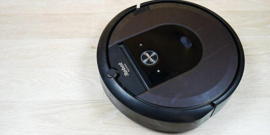 Отзыв об iRobot Roomba i7+