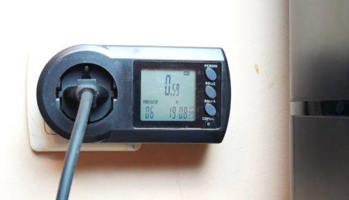 Энергопотребление робота-пылесоса