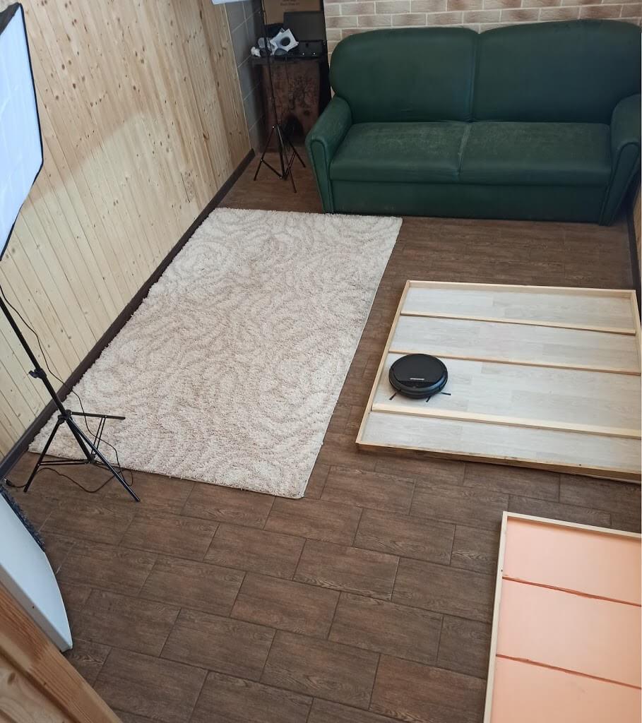Тестовая комната