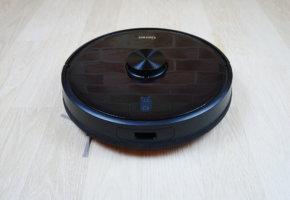 Genio Laser L800: робот-пылесос, который поддерживает 5G Wi-Fi