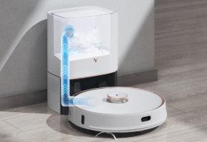 Viomi S9: флагманский робот-пылесос 2021 года с базой для самоочистки