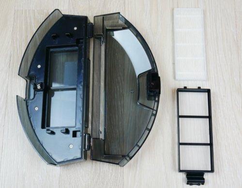 Конструкция пылесборника