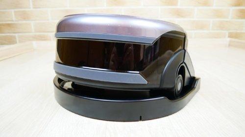 Робот на платформе