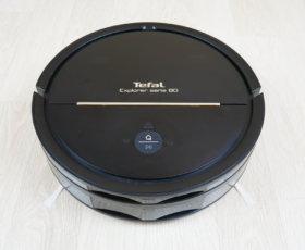 Tefal X-plorer Serie 80: самый умный робот-пылесос в линейке Tefal