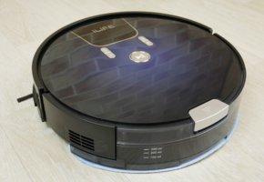 iLIFE A80 Pro: стильный робот-пылесос для сухой и влажной уборки